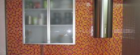 Trabajos de alicatados y revestimiento de viviendas realizados por Alonso Construcciónes y Reformas en en Madrid