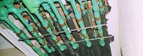 Trabajos de fontanería realizado por por Alonso Construcciónes y Reformas en en Madrid