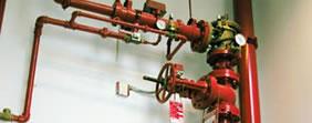 Sistemas de protección contra incendios realizado por Alonso Construcciónes y Reformas en en Madrid